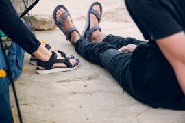 Teva sandalen boots & Suits